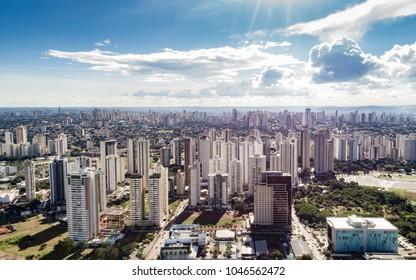 Goiania Aerial View
