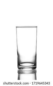 GOIANIA/GOIAS/BRAZIL - MAY 01 2020: An empty glass.
