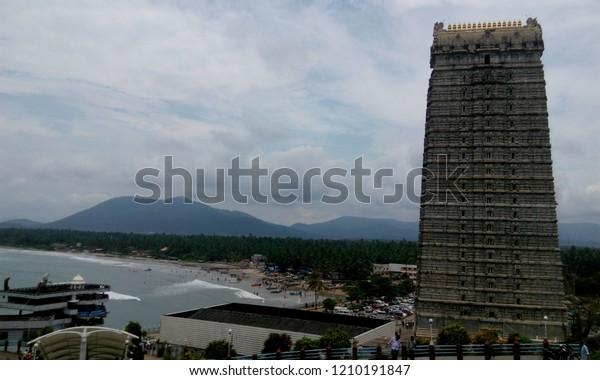 Gokarna Beach Temple