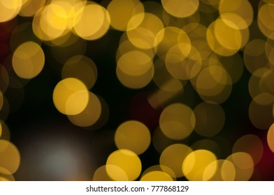 Gold abstract luxury bokeh blurred background, grand deluxe glitz and glam