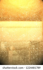 gold background abstract