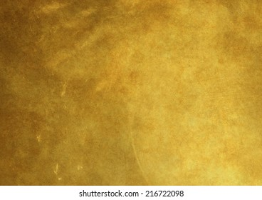 gold background old metal texture