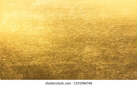 Gold background texture metal texture steel plate
