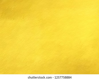 Gold background or texture wall and gradients shadow Shiny yellow leaf gold foil. paper shape. High quality  and have copy space for text