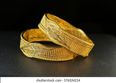 Gold Bangle Jewellery
