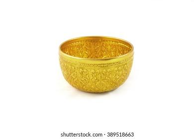 Gold Bowl Stripe thailand