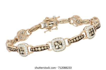 gold bracelet with diamonds bangel