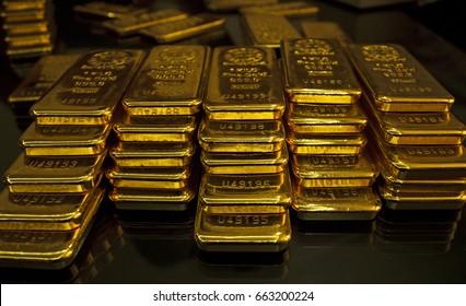 The gold bullion