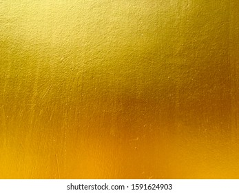 Gold cement background for texture design