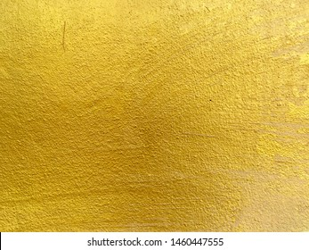 Gold cement textute for background design