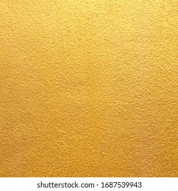 Gold cement wall background texture design