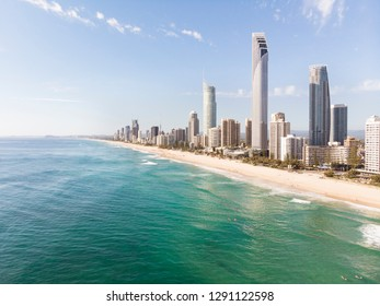Gold Coast from the air.