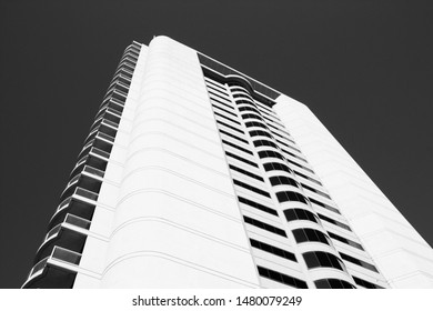 GOLD COAST, AUSTRALIA - MARCH 23, 2009: Crowne Plaza Gold Tower in Gold Coast, Australia. Crowne Plaza is a hotel chain founded in 1983. Company currently owns 400 hotels in 52 countries.