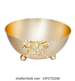 Gold Decorative Bowl