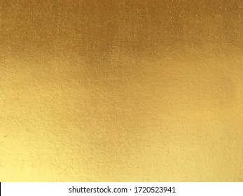 Gold or foil cement wall texture background