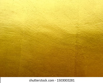 Gold or foil surface texture for background design