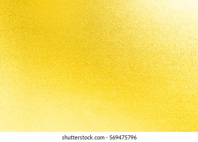 Gold glitter background, Abstract gold texture with copy space, Yellow blurred background and texture.