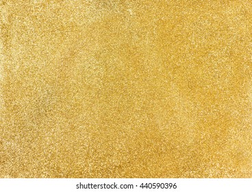Gold glitter texture background, sparkle holiday background