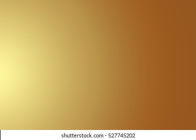 Gold gradient background