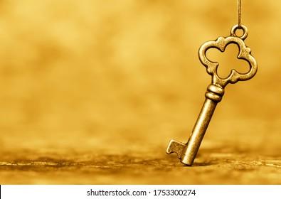 Goldener Schlüssel, vertrauensvolles Wohnkonzept mit Kopienraum