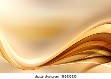 Gold Lines Design Background