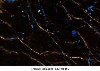 Gold marble texture with lots of bold contrasting veining (Natural pattern for backdrop or background, Can also be used for create surface effect to architectural slab, ceramic floor and wall tiles)