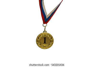 gold medal for 1st place
