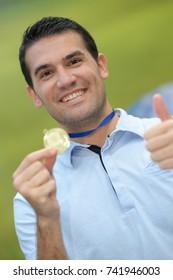 gold medalwinner