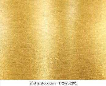 Gold metal background.