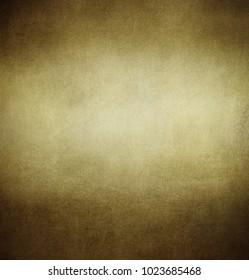 Gold metal background grunge texture