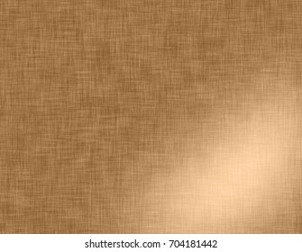 Gold Metal Brushed Background Or Texture Of Steel Plate With Reflections Iron And Shiny