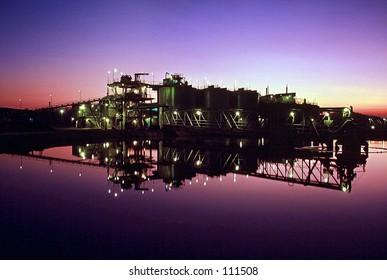 Gold Mine Porduction Plant