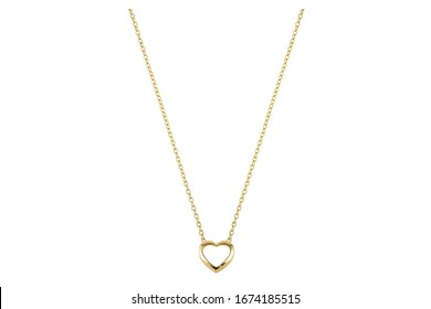 gold necklace fashion new collection pendant