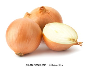 Gold onion vegetable bulbs on white background, onions isolated, Fresh onion isolated on white background with clipping path, Red onion isolated on white background, onions, garlic vegetable