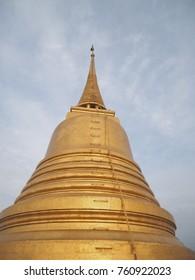 Gold Pagoda Thailand