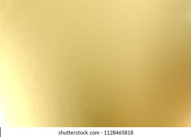 Gold paper matt texture background, gold metal background
