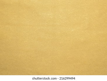 Gold paper texture or background.