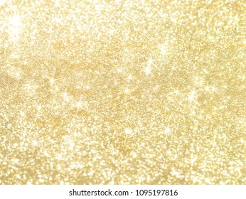 Gold pearl sequins, shiny glitter background 2 /I shine in a lozenge