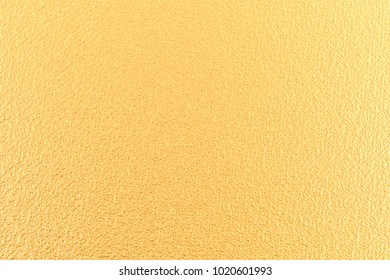 Gold rough metal background and texture. for inscription sale wallpaper decoration element.Poster.