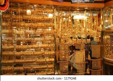 Gold souq, Dubai