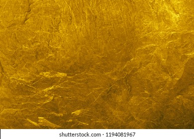 Gold stone texture for background