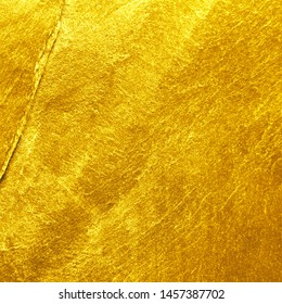 Gold stone texture for background.