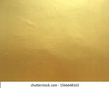 Gold surface background for abstract design