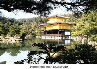 Gold temple park