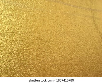 Gold texture backdrop for background design