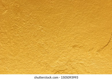 gold texture background, golden paint stone pattern glitter for abstract background.