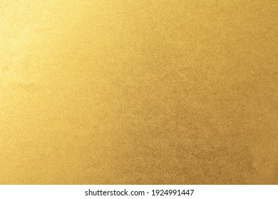 Gold texture background. High Resolution. Retro golden shiny wall surface.