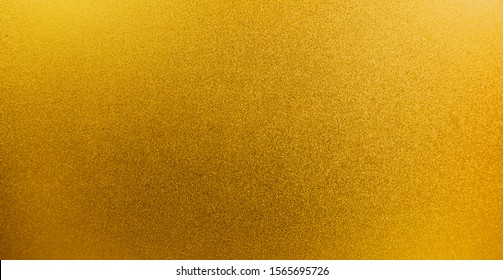 Gold texture background. Orange yellow color