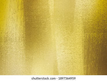 Gold texture of Japanese paper