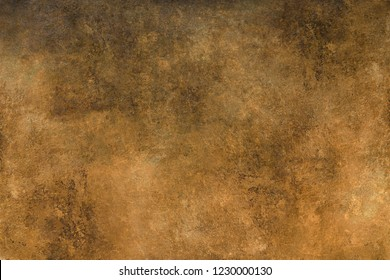 Gold texture. Scratched metal texture.